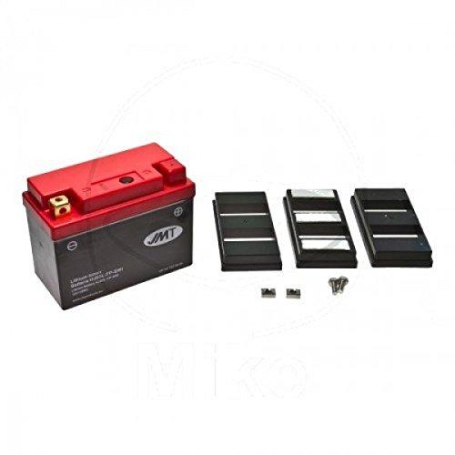 Preisvergleich Produktbild JMT LITHIUM-IONEN Motorrad Batterie 12 Volt 12N4-3B 12N5-3B 12N5, 5-3B YB4L-A YB4L-B YB5L-B / LiFePO4 / HJB5L-FP passend für Benelli Pepe 50 AC 2T LX,  PJ0012,  Bj. 2008-2016 [Preis ist inkl. Batteriepfand]