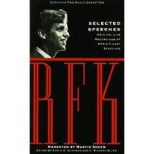 RFK: Selected Speeches: Original Live Recordings of RFK's Finest Speeches
