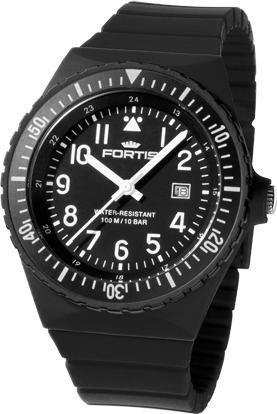Fortis Colors C01.704.10.185.2 Mens Wristwatch Exchangable Strap