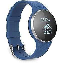 iHealth Wave AM4 AM4-Monitor de Actividad, natación y sueño, Color, Negro