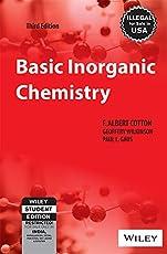 Basic Inorganic Chemistry, 3ed