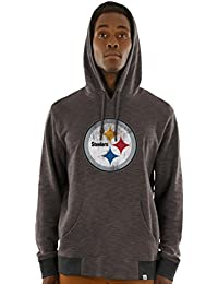 Majestic Pittsburgh Steelers NFL Gameday – 2 Hombres de la Sudadera con ...
