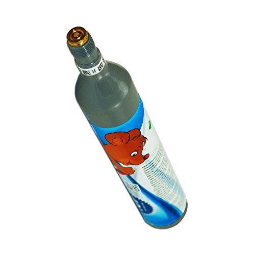 Co2 Kohlensäure Zylinder Patrone Kartusche gefüllt für Aqua Bar für Sodabar Trinkwassersprudler