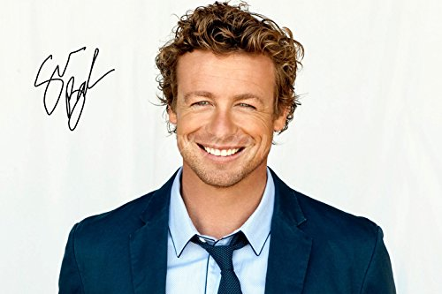 simon-baker-signed-photo-print-superb-quality-12-x-8-inches-a4