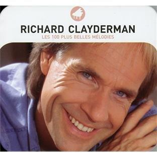 Les 100 Plus Belles Mélodies : Richard Clayderman (Coffret 5 CD)