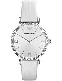 b535228a4b1d Emporio Armani Reloj Analógico para Mujer de Cuarzo con Correa en Acero  Inoxidable AR1680