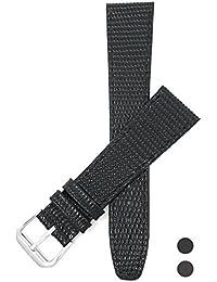 Parts, Tools & Guides Correa De Plastico Repuesto Compatible Con Reloj Pulsera Casio F-91 18mm Negro Wide Selection; Jewelry & Watches