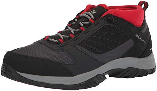Columbia TerrebonneTM II Sport Omni-TechTM, Scarpe da Trekking da Uomo Impermeabili, Nero (Black/Lux), 44 EU