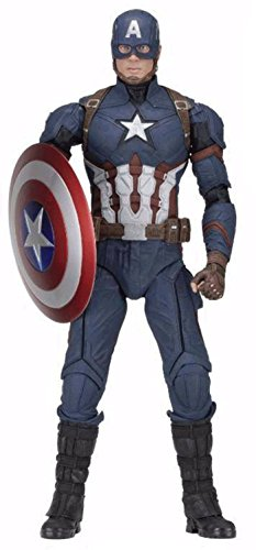Civil War Action Figure 1/4 Captain America 45 cm Marvel ()
