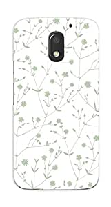 Kaira High Quality Printed Designer Back Case Cover For Motorola Moto E3 Power(5)