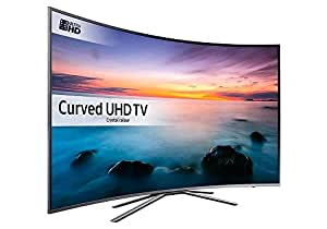 "SAMSUNG TV LED Ultra HD 4K 49"" UE49KU6172 Smart TV Curvo"