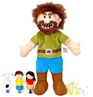 Tellatale Jack and the Beanstalk Hand and Finger Puppet Set