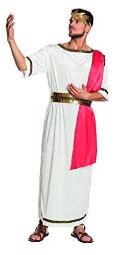 Boland 83551 Karnevalskostüm, weiß, - Caesar Kostüm Zubehör