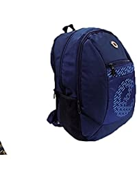 Golden Bags Multi Colored School And College Bags For Students - B077G2KTWZ