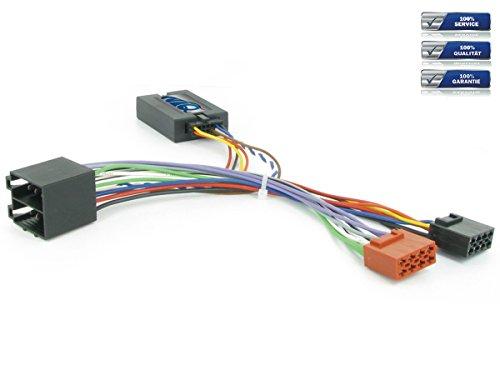 NIQ Lenkradfernbedienungsadapter geeignet für JVC Autoradios, gebraucht kaufen  Wird an jeden Ort in Deutschland