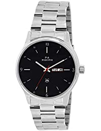 MAXIMA Analog Black Dial Men's Watch - O-52000CMGI