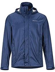 Marmot Precip Eco Jacket - Veste Imperméable, Veste de Pluie Homme, Hardshell, Coupe Vent, Respirant - Homme