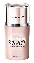 Maybelline New York Dream One Day Perfect Base Primer, Cream, 25ml