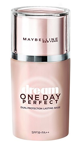 Maybelline New York Dream One Day Perfect Base Primer, Cream, 25ml