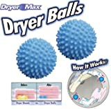 2x Dryer Balls - Waschbälle Trockner Weichspüler