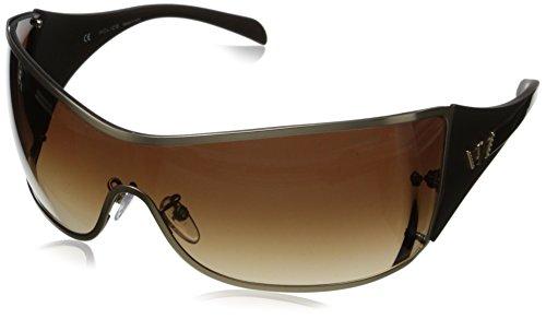Police S8826 0648 Herren Sonnenbrille Sonnenbrille Sonnenbrille Sonnenbrille matt-gold/matt-braun/brauner Farbverlauf