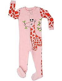 f72dd89c5c Elowel | Pigiami | Bambini - Bambini | Ragazza | Taglie: 6 Mesi - 5 Anni |  Un Pezzo | Pagliaccetto | Design Pajama…