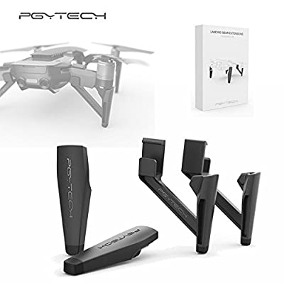 Flycoo PGYTECH Landing Gear for DJI Mavic Air Drone Quadcopter Helicopter Leg Extension Heigtened Protection Support Bracket Feet Accessories