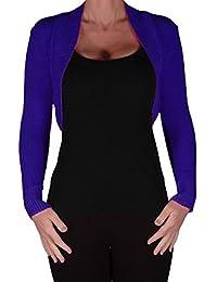 UNOGAL Clothing Mujer Bolero Shrug De Punto Chaqueta para mujer parte superior 8–14