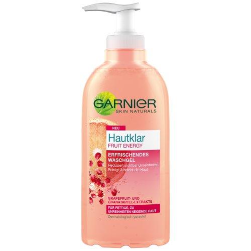 Garnier Hautklar Fruit Energy Erfrischendes Waschgel, 200ml