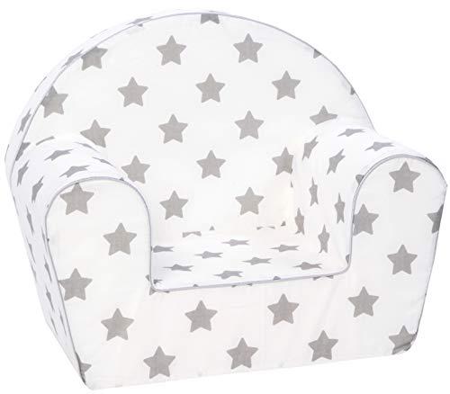 Knorrtoys 68344 sofá para niños - Sofás para niños (Algodón, Espuma,, Stars...