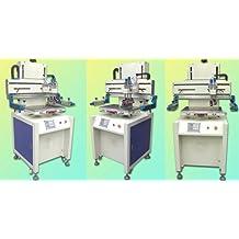 Impresión automática de pantalla uv GOWE máquina tallerheels, serigrafía ekrelius impresión máquina