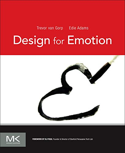 Design for Emotion por Trevor van Gorp
