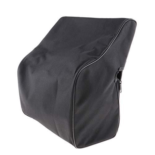 Shiwaki Gepolstert Bass Piano Akkordeon Tasche Gig Bag 48-120 Akkordeon Koffer Rucksack - 24-32 Bass