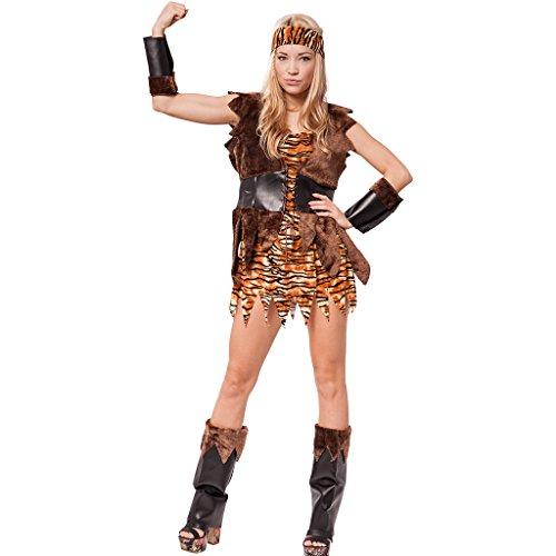EraSpooky Wilder Westen Indianerin Verkleidungsparty Fasching Karneval Halloween Kostüm