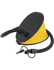 JZK® 3L bomba de pie bomba de aire, Inflador y deflactor, Para Piscina inflable / anillo de natación / colchón de aire / colchón de aire, Etc, para al aire libre cámping