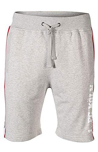 uhlsport 1.FC Köln Sportswear Short Herren Hose Weiss/grau, Bekleidungsgröße:XL