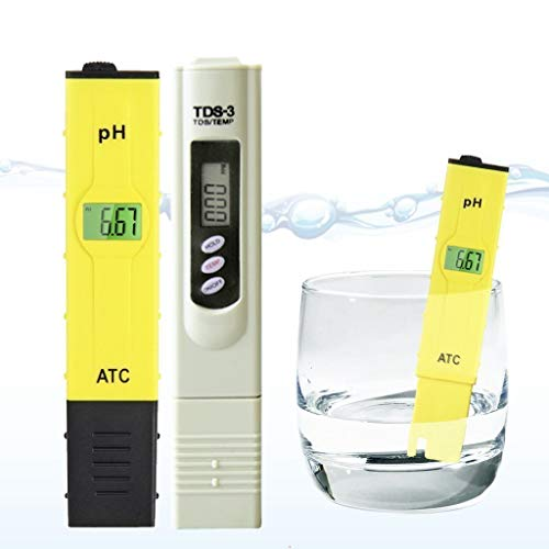 Nik-Nak Professional TDS & PH Meter Combo