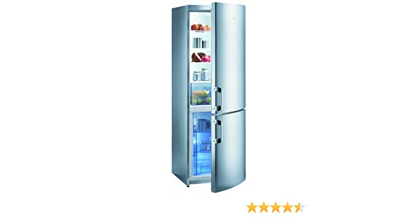 Gorenje Kühlschrank Rückseite : Gorenje rk dac kühl gefrier kombi a cm höhe