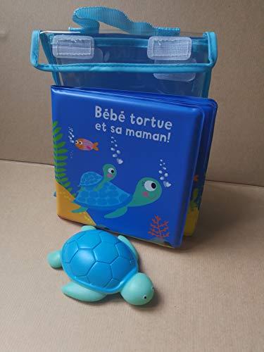 Bébé tortue et sa maman ! par Marie Deloste
