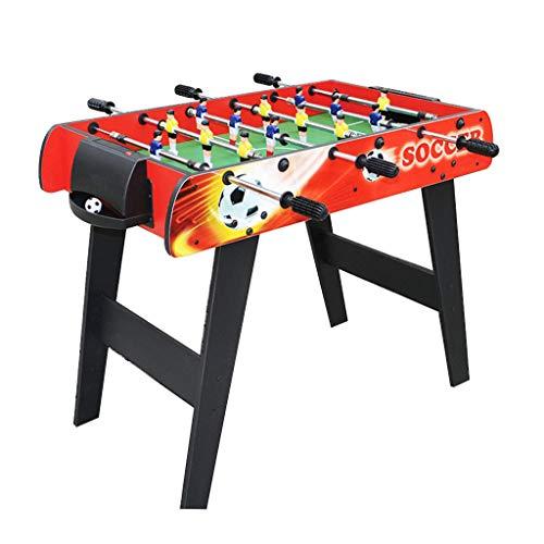 Máquina de fútbol de mesa Estándar para adultos Máquina de billar para niños Máquina de juego de fútbol para niños Mesa de fútbol para interiores grande Padres e hijos Juguetes educativos interactivos