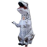 8Eninise Precioso Inflable Animal Disfraces de Dinosaurios Divertidos Halloween Cosplay para niños