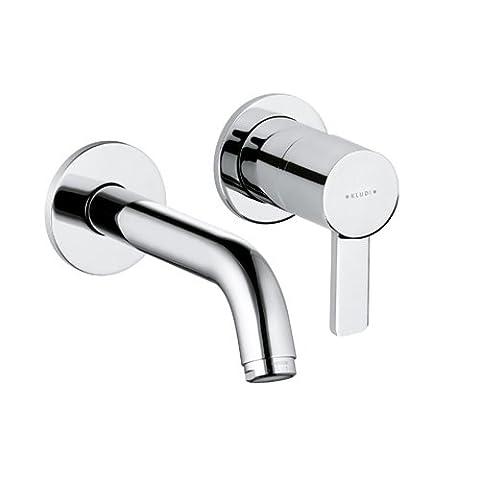 Kludi 382440575 Mitigeur de lavabo 2 trous Chrome