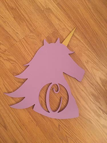 Eyrrrme - Percha Madera diseño Unicornio