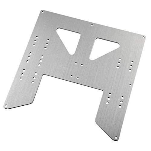 Semoic Placa De Carro Y A De Aluminio Actualizacion