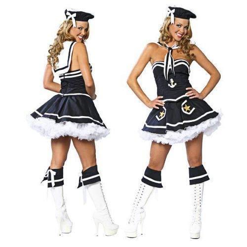 Matrose Kostüm Männlich - Bodysocks® Matrose Kostüm für Damen