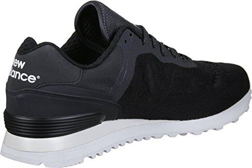 New Balance 574 Re-Engineered Herren Sneaker Schwarz Schwarz