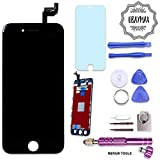 UBaymax iPhone 6s Bildschirm iPhone 6s LCD Display Touchscreen iPhone 6s Ersatz Bildschirm Front Komplettes Glas Für Apple iPhone 6s 4.7