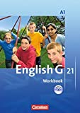 English G 21 - Ausgabe A / Band 1: 5. Schuljahr - Workbook mit Audio-Materialien