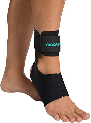 Newsbenessere.com 41147BENw8L Aircast Airheel Foot and Ankle Brace Support-M-Universal Size: Medium Mens 7.5 to 11 Womens 8.5 - 12.5, Ferramenta