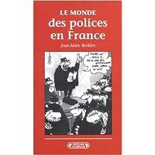 Monde des polices en France